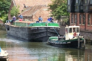 Newark Heritage Barge received funding for an oral history project with former Trent boat workers