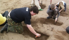 Community archaeology is central to Trent Vale's work