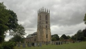 Sturton church