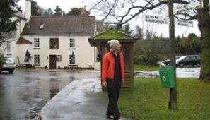 Walking is one of the best ways to discover the Trent Vale and its villages