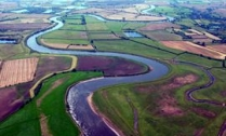 Meandering River Trent. Photograph: Neil France Trent Vale Landscape Partnership