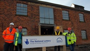 The Willow Works Sub Group are working towards this exciting heritage and community restoration project